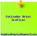 Cotizador – Artes Graficas