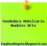 Vendedora Mobiliario Muebles Arte