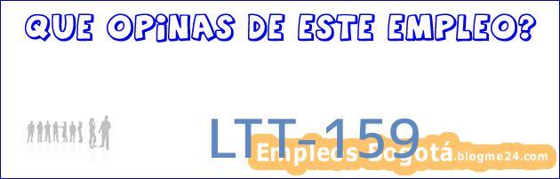 LTT-159 | Cajero