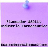 Planeador &8211; Industria Farmaceutica