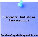 Planeador Industria farmaceutica