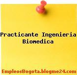 Practicante Ingenieria Biomedica