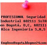 PROFESIONAL Seguridad Industrial &8211; SsTA en Bogotá, D.C. &8211; Alca Ingeniería S.A.S