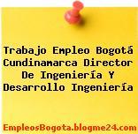 Trabajo Empleo Bogotá Cundinamarca Director De Ingeniería Y Desarrollo Ingeniería