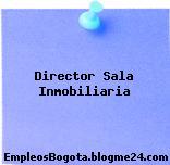 Director Sala Inmobiliaria