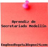 Aprendiz De Secretariado – Medellín