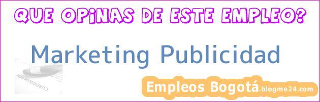 Marketing Publicidad