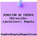 DIRECTOR DE CUENTA (Dirección, ejecutivos), Bogota