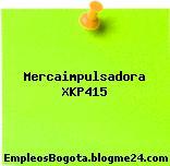 Mercaimpulsadora XKP415