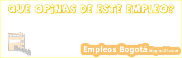 Trabajo Bogotá 0342 11/05/2021 Auxiliar Operativo De Seguros : Medellín Seguros