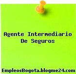 Agente Intermediario De Seguros