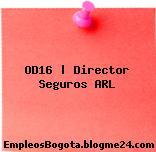OD16 | Director Seguros ARL
