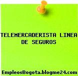 TELEMERCADERISTA LINEA DE SEGUROS