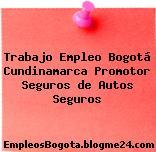 Trabajo Empleo Bogotá Cundinamarca Promotor Seguros de Autos Seguros