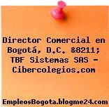 Director Comercial en Bogotá, D.C. &8211; TBF Sistemas SAS ? Cibercolegios.com