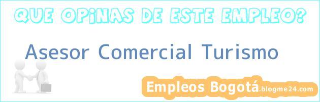 Asesor Comercial Turismo
