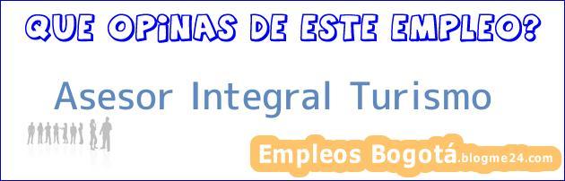 Asesor Integral Turismo