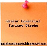 Asesor Comercial Turismo Diseño