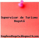 Supervisor de Turismo Bogotá