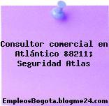 Consultor comercial en Atlántico &8211; Seguridad Atlas