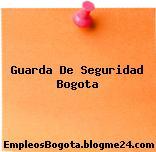 Guarda De Seguridad Bogota